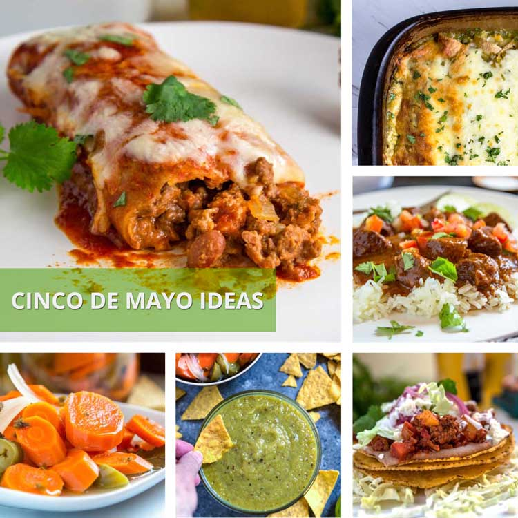 Cinco de Mayo recipe collection