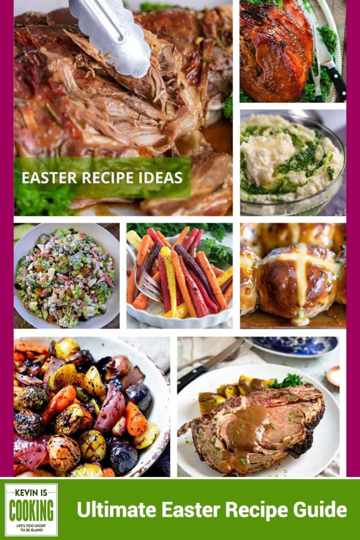 Kevin Is Cooking Ultimate Easter Recipe Guide