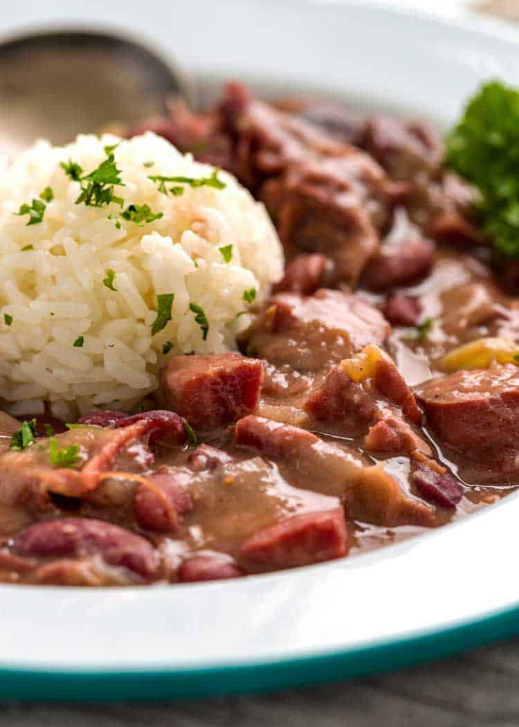 Southern Red Beans and Rice