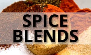 spice blends recipe collection ad
