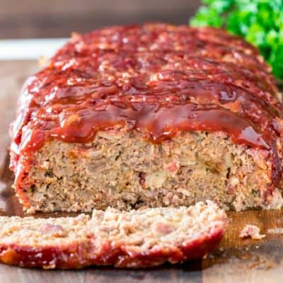 BBQ Smoked Meatloaf