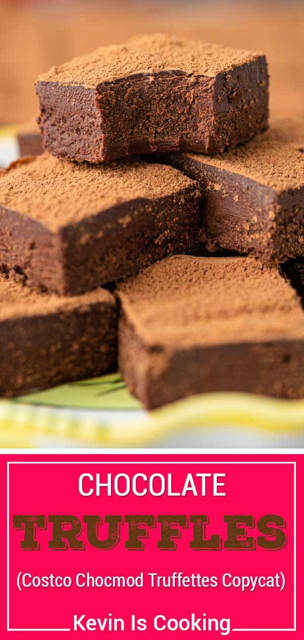 A piece of chocolate fudge