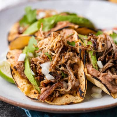 Homemade Carnitas