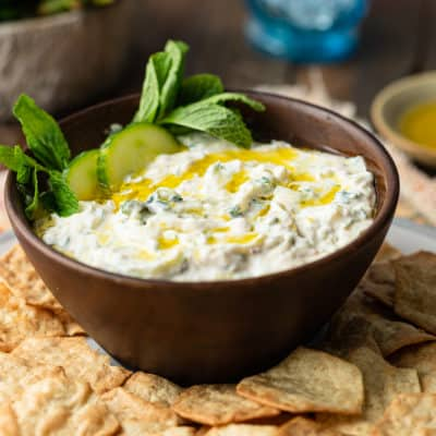 Authentic Tzatziki Recipe