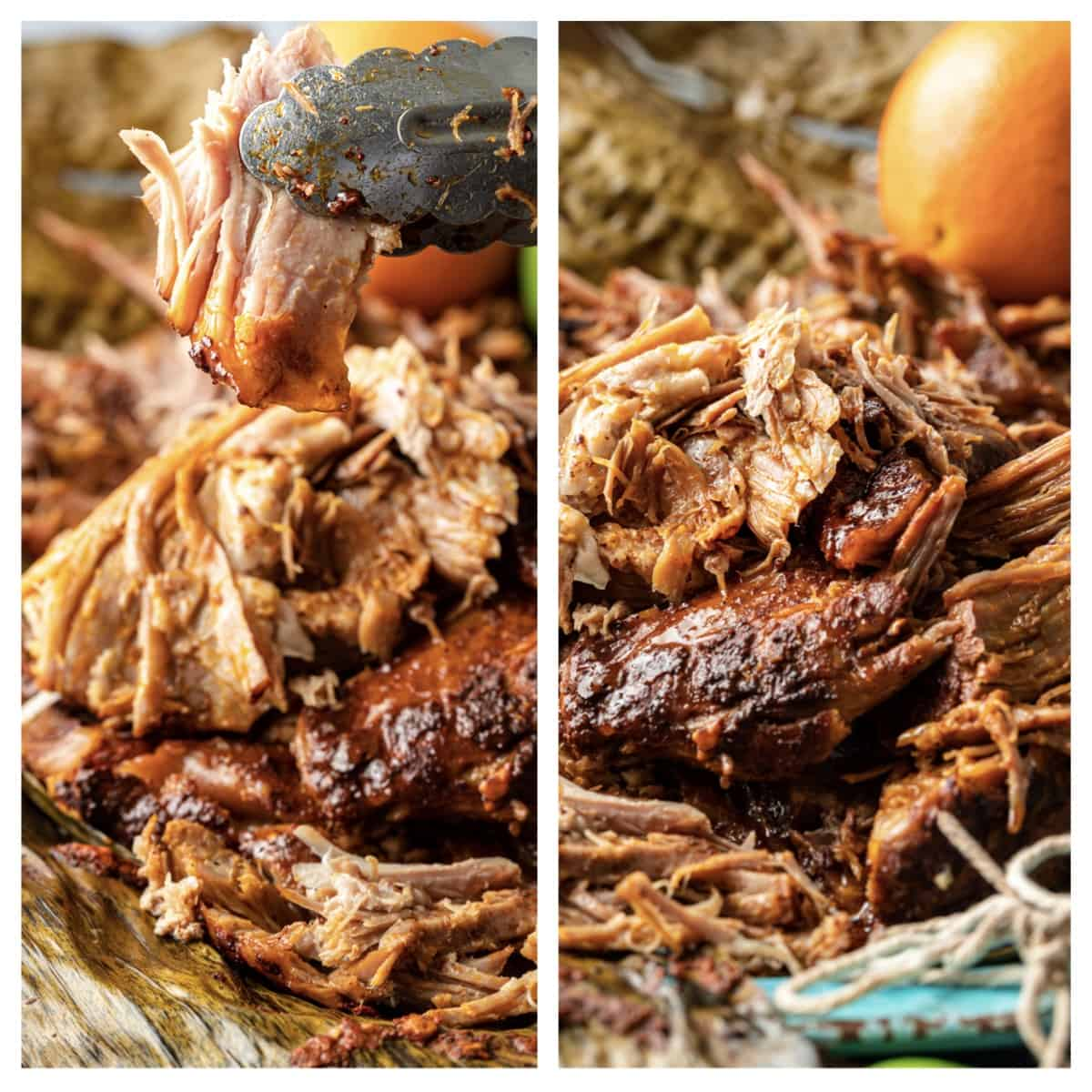 shredded yucatan pork