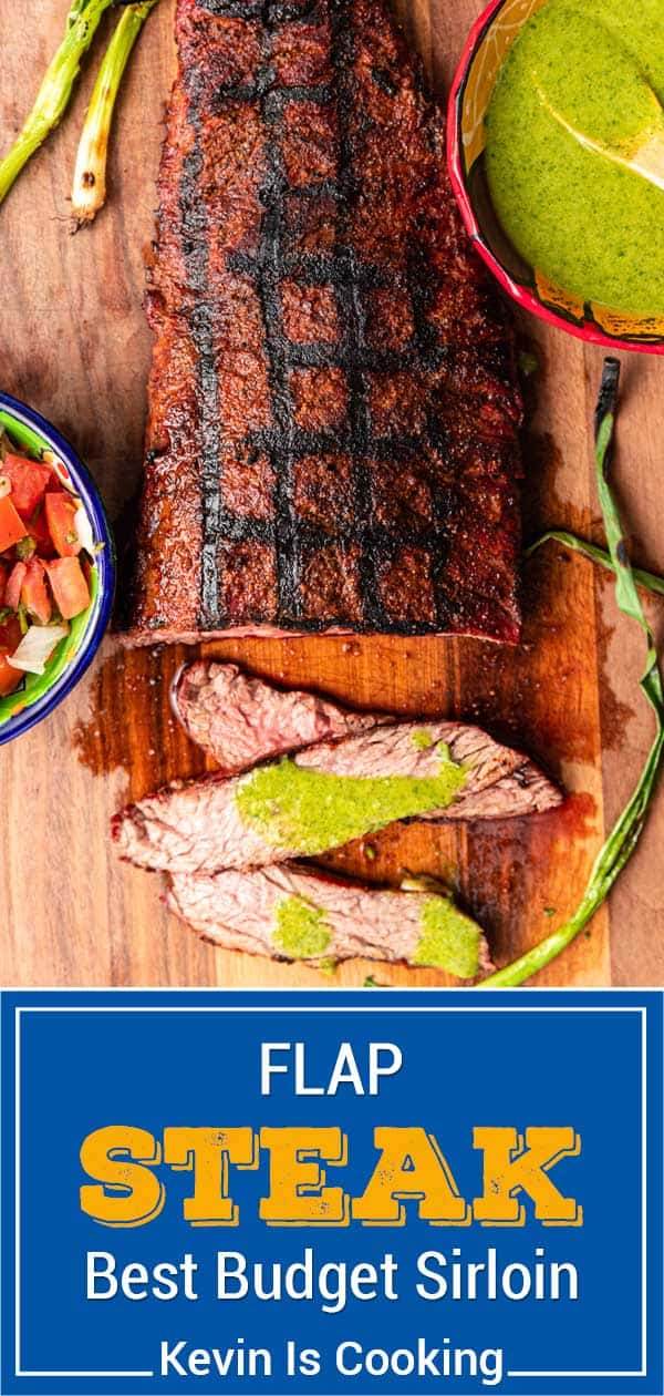 titled image of grilled flap meat