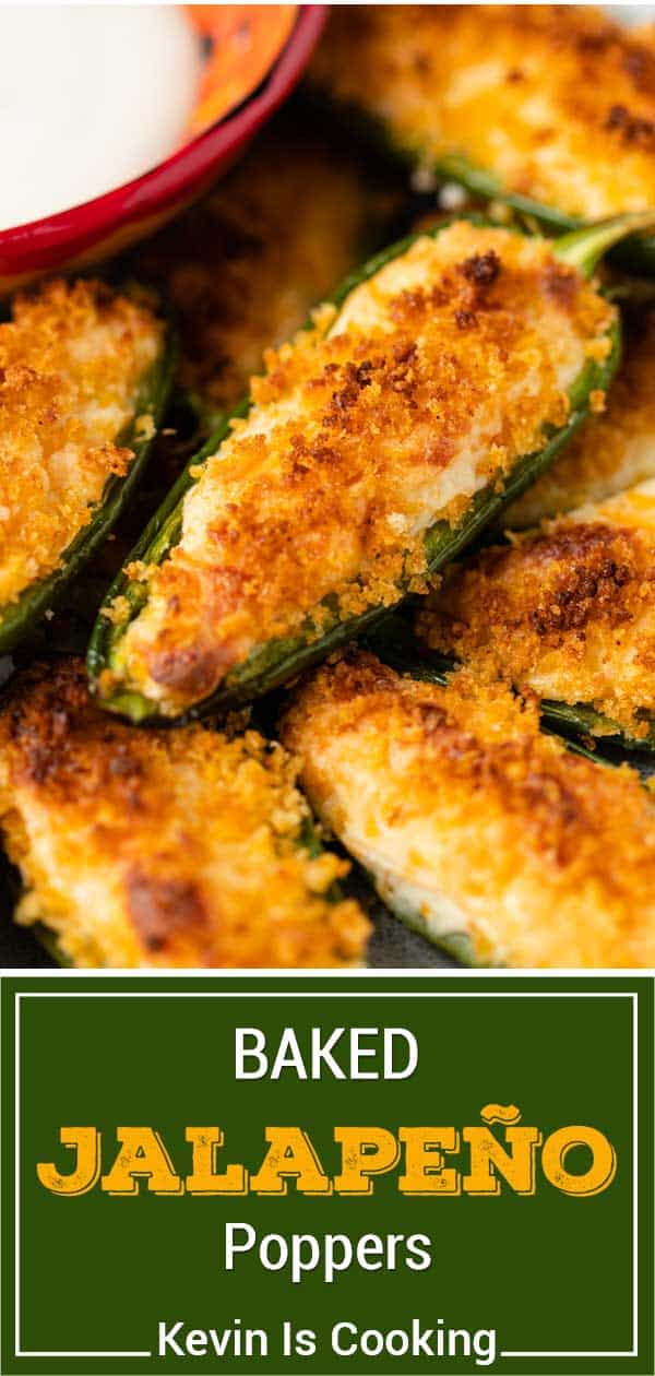 titled image for Pinterest shows jalapeno appetizers