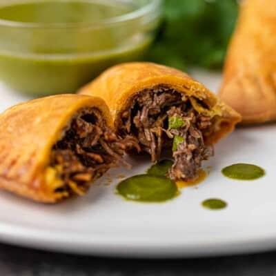Mexican Beef Empanadas
