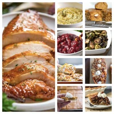 Thanksgiving for Two: Turkey + Trimmings
